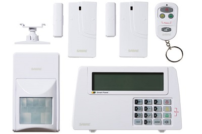 Santa Ana Women's Home Security Systems