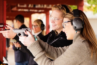 Green Bay Women's Firearm Training
